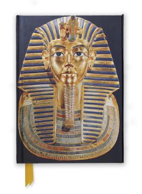 The Mask of Tutankhamun (Foiled Journal) (Flame Tree Notebooks)