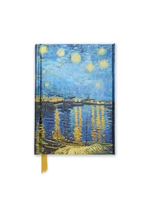 Image for Van Gogh Starry Night over the Rhone (Foiled Pocket Journal) (Flame Tree Pocket Books)