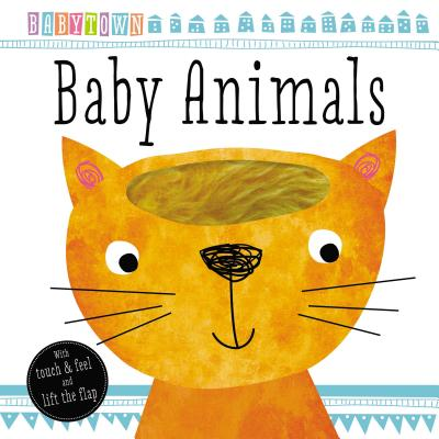 Image for BabyTown Touch and Feel Baby Animals