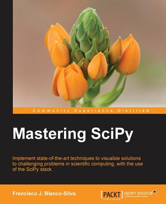 Image for Mastering SciPy