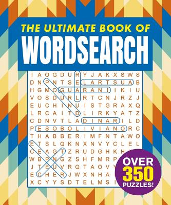 Image for The Ultimate Book of Wordsearch
