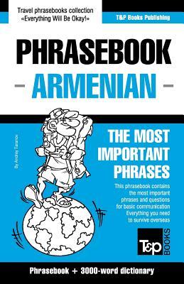 Armenian phrasebook, Taranov, Andrey