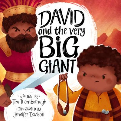 Image for David and the Very Big Giant (Very Best Bible Stories)