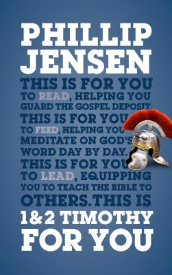 Image for 1 & 2 Timothy For You (God's Word for You)