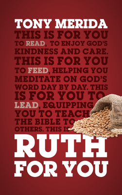 Image for Ruth For You: Revealing God's Kindness and Care (God's Word for You)