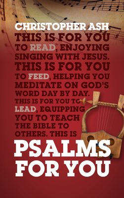 Image for Psalms For You (God's Word for You)