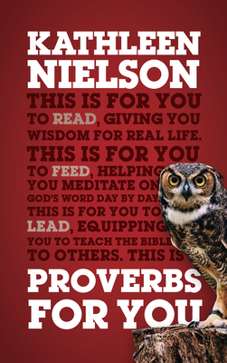 Image for Proverbs For You (God's Word For You)