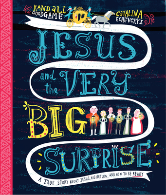 Image for Jesus and the Very Big Surprise (Tales That Tell the Truth)