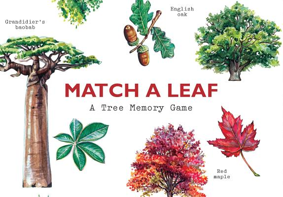 Image for MATCH A LEAF: A TREE MEMORY GAME