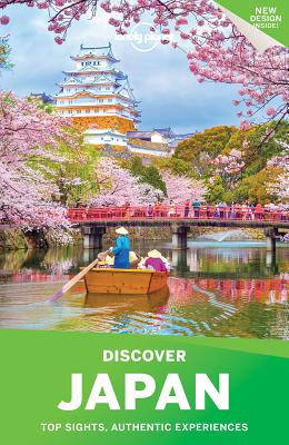 Image for Lonely Planet Discover Japan (Travel Guide)