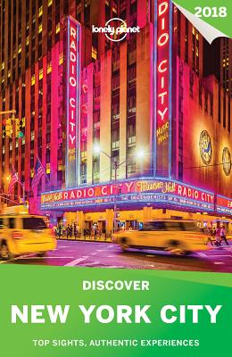 Image for Lonely Planet Discover New York City 2018 (Travel Guide)