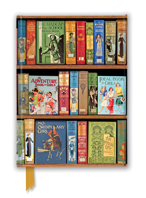 Image for Bodleian Libraries: Girls Adventure Book (Foiled Journal) (Flame Tree Notebooks)