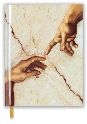 Image for Michelangelo: Creation Hands (Blank Sketch Book) (Luxury Sketch Books)