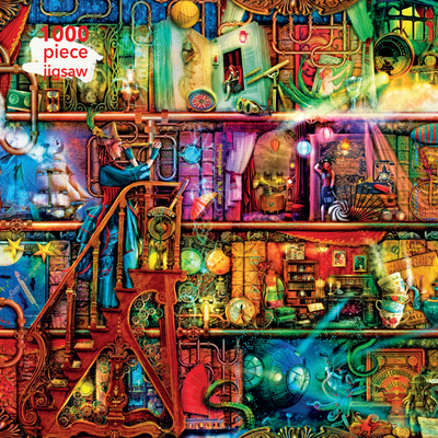 Image for Adult Jigsaw Aimee Stewart: Fantastic Voyage: 1000 piece jigsaw (1000-piece jigsaws)