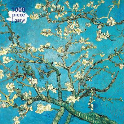 Image for Adult Jigsaw Vincent van Gogh: Almond Blossom: 1000 piece jigsaw (1000-piece jigsaws)