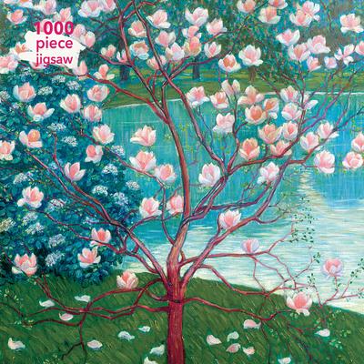 Image for Adult Jigsaw Wilhelm List: Magnolia Tree: 1000 piece jigsaw (1000-piece jigsaws)