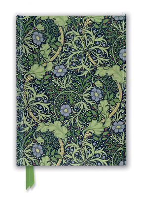 Image for William Morris: Seaweed Wallpaper Design (Foiled Journal) (Flame Tree Notebooks)