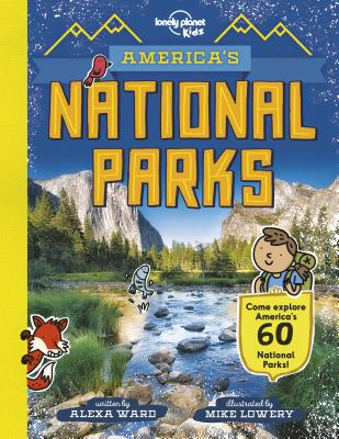Image for AMERICA'S NATIONAL PARKS (LONELY PLANET KIDS)