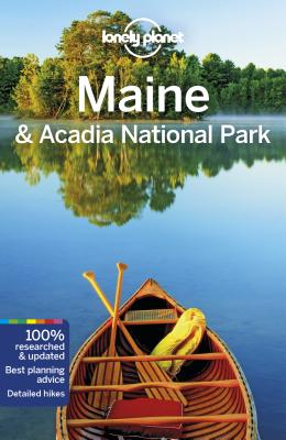 Image for Lonely Planet Maine & Acadia National Park (Regional Guide)