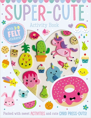Image for Super Cute Activity Book