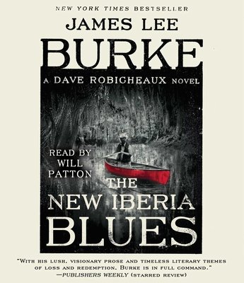 Image for The New Iberia Blues: A Dave Robicheaux Novel