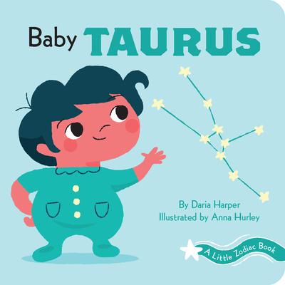 Image for A Little Zodiac Book: Baby Taurus: A Little Zodiac Book