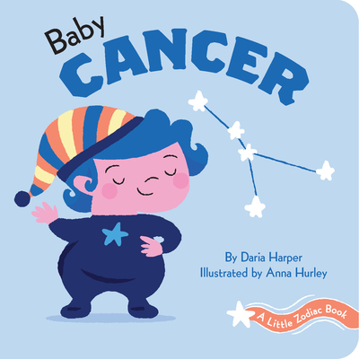 Image for A Little Zodiac Book: Baby Cancer: A Little Zodiac Book