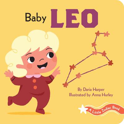 Image for A Little Zodiac Book: Baby Leo: A Little Zodiac Book