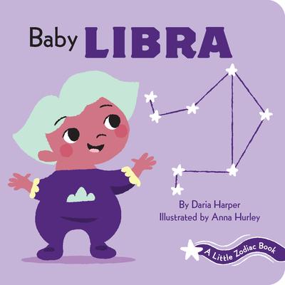 Image for A Little Zodiac Book: Baby Libra: A Little Zodiac Book