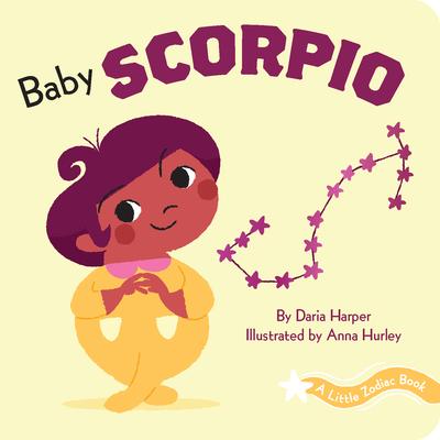 Image for A Little Zodiac Book: Baby Scorpio: A Little Zodiac Book