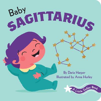 Image for A Little Zodiac Book: Baby Sagittarius: A Little Zodiac Book