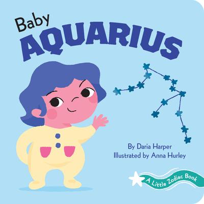 Image for A Little Zodiac Book: Baby Aquarius: A Little Zodiac Book