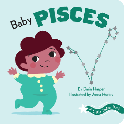 Image for A Little Zodiac Book: Baby Pisces: A Little Zodiac Book