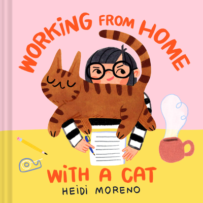 Image for WORKING FROM HOME WITH A CAT