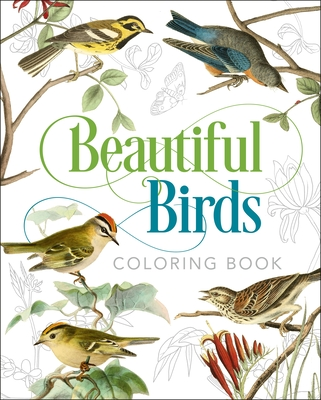 Image for Beautiful Birds Coloring Book