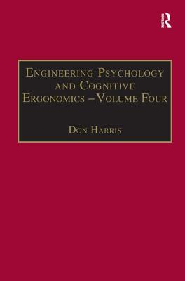 Image for Engineering Psychology and Cognitive Ergonomics: Volume 4: Job Design, Product Design and Human-computer Interaction (Engineering Psychology and Cognitive Ergonomics Series)