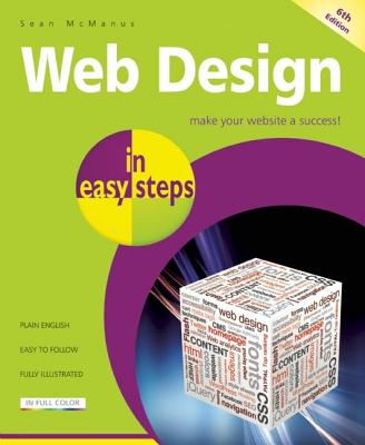 Image for Web Design in easy steps