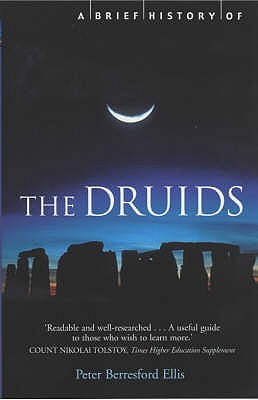 Image for A Brief History of the Druids (Brief Histories S)