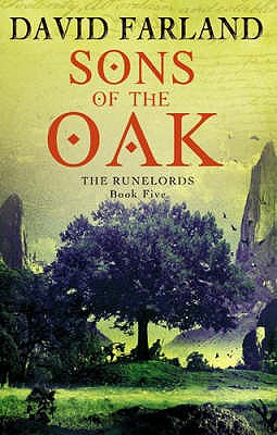 Image for Sons Of The Oak : The Runelords Book Five
