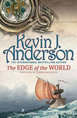 Image for The Edge of the World #1 Terra Incognita [used book]