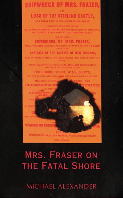 Image for MRS. FRASER ON THE FATAL SHORE