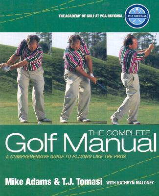 Image for National Complete Golf Manu