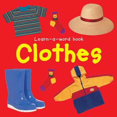 Image for Learn-a-word Book: Clothes