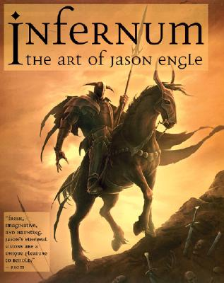 Image for INFERNUM: THE ART OF JASON ENGLE