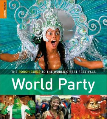 WORLD PARTY, ROUGH GUIDES