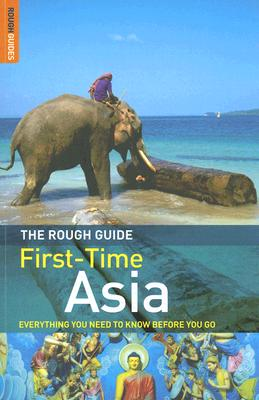 Image for Rough Guide First-time Asia