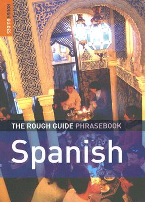 Image for ROUGH GUIDE SPANISH PHRASEBOOK
