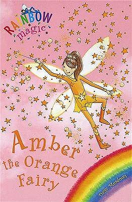 Image for Amber the Orange Fairy