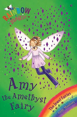 Image for Amy the Amethyst Fairy: The Jewel Fairies #26 Rainbow Magic [used book]