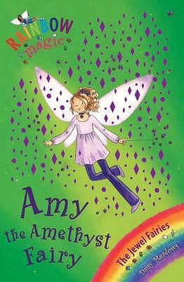Amy the Amethyst Fairy: The Jewel Fairies #26 Rainbow Magic [used book], Daisy Meadows